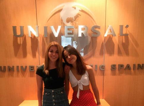 Nevy music firma por Universal y Vivesporella